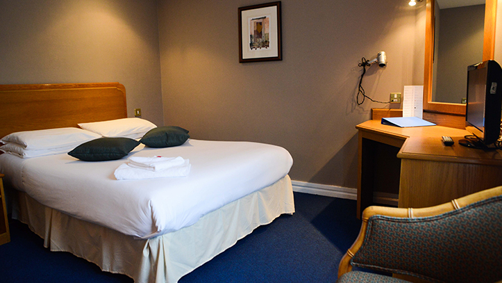 Preston Park Hotel Double Room